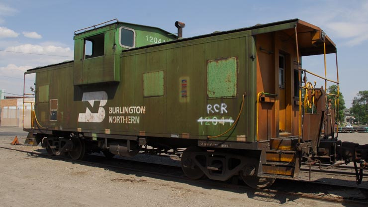 GN 441 Luxury Locomotive Lodge: Renovation of Luxury Caboose